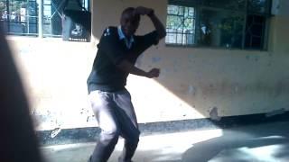 Dance of Ngarenaro sec.school