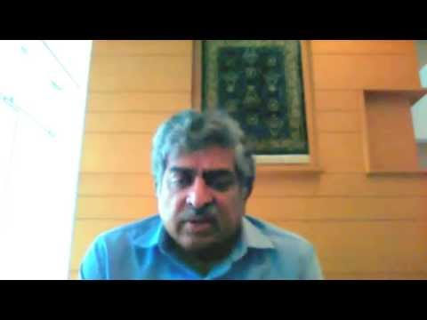 "Nandan Nilekani on Entrepreneurship - ""Hangouts With Visionaries"" - Hosted by edureka!"
