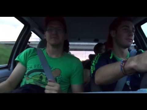 Les sardines dans la voiture