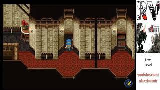 Final Fantasy VI  tunnel armor  (Low level) 4/24