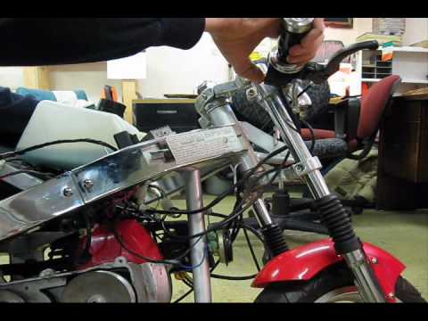 X3 SUPER POCKET BIKE - YouTube