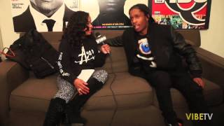 A$AP Rocky Dishes on Being Unfaithful With Angela Yee