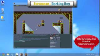 [Forumexe] Darking Boy Transformice Ölümsüzlük Hack 2014