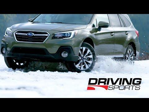 2018 Subaru Outback Touring 2.5i Full Review