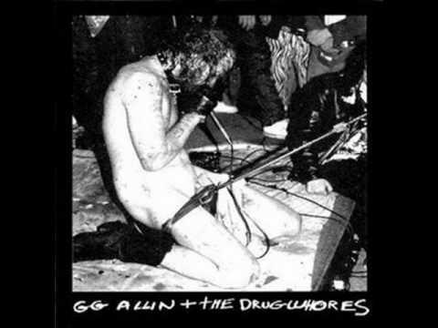 Gg Allin - Fuckin