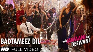 download lagu Badtameez Dil Full Song  Yeh Jawaani Hai Deewani gratis