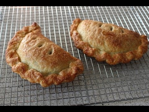 Apple Hand Pies - Apple Turnovers Recipe