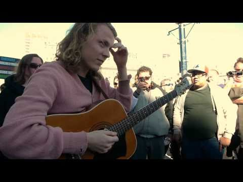 Ty Segall at KUSF protest
