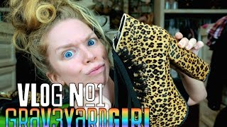 SO YOU THINK YOU CAN VLOG? | VLOG #1 | GRAV3YARDGIRL