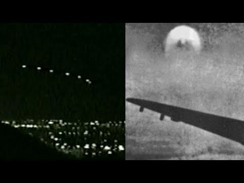 Have Aliens Visited Earth? 3 MASS UFO Sightings That Make You Think...