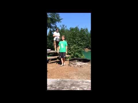 Matt Cameron Ice Bucket Challenge
