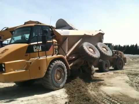Rolling Cat 730 Tray Upright Youtube