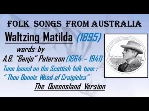 Banjo Patterson - Waltzing Mathilda
