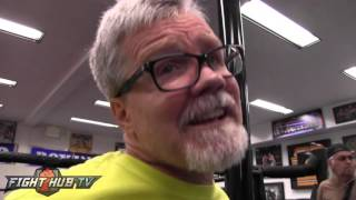 Freddie Roach on whats left of Pacquiao, Kovalev vs Ward, Pascal, Cotto vs Marquez & Frankie Gomez