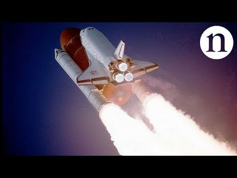 Space Shuttles United -- by Nature Video