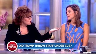 Get Your Stories Straight TRUMP - The View