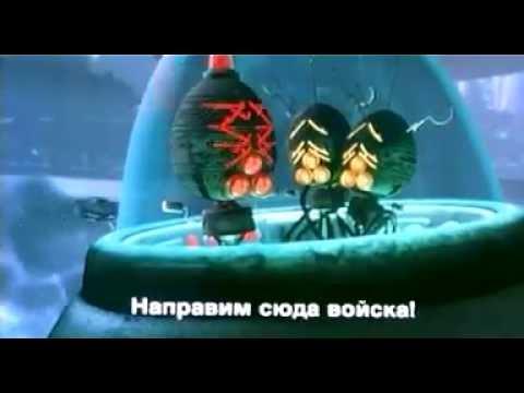Aliens Robot Chicken Chicken Little Aliens Attack
