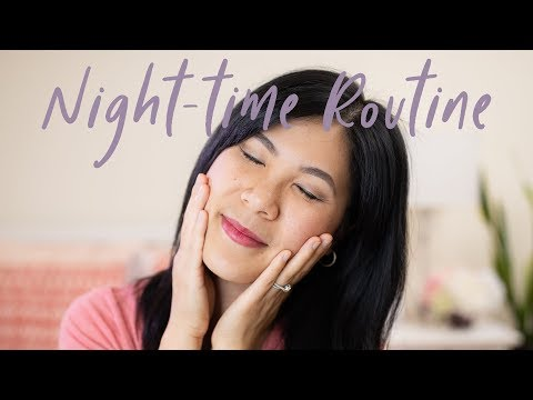 5-Step Night SKINCARE ROUTINE for Busy Moms