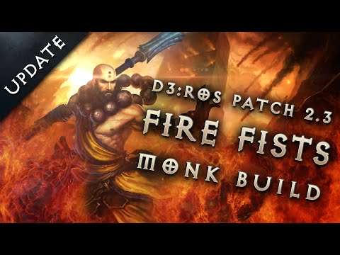 Best 2.3 Shenlong Generator Monk Build - Diablo 3 Reaper of Souls Guide