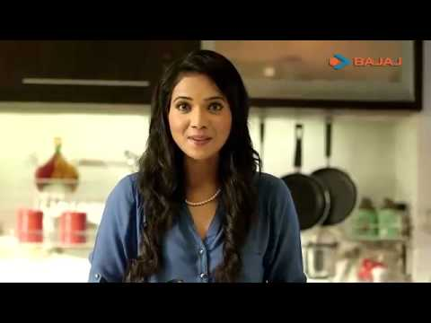 Bajaj Induction Cooker Demo video   Induction Cooker Unboxing and Review