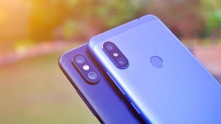 Redmi Note 6 Pro vs Mi A2 Detailed Camera Comparison