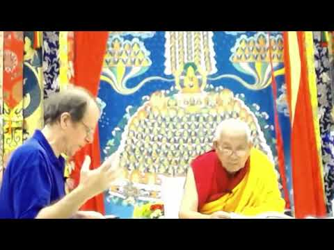 48 Aryadeva's 400 Stanzas with Geshe Yeshe Thabkhe Verses 325-326 10-20-17
