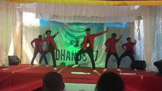 Outlaws Kerala Law Academy | First Dance Competition | Runners Up | 10th Performance | Dhanus 2k17
