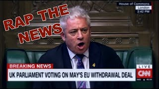Rap The News 4 — Brexit Debacle