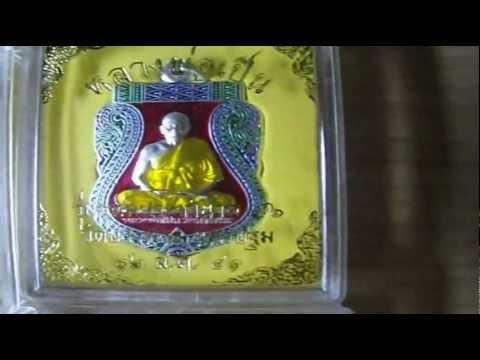 Thai Amulets Fake Guru Monk Coins of Luang Phor Phern and Luang Por Tuad