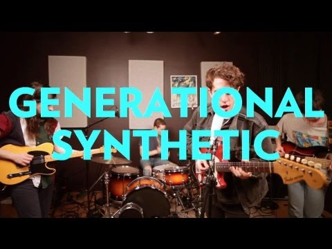 BEACH FOSSILS / GENERATIONAL SYNTHETIC / LIVE AT BRAUND SOUND