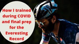 Everesting Record - Part 2/3: Training, Bike Setup, Nutrition Plan, and Final Prep