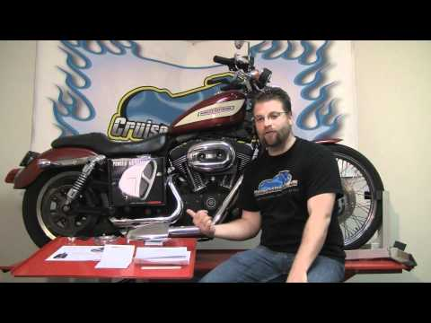 How to Install Cobra PowrFlo Motorcycle Air Intake Kit - Video Guide: Tip of the Week