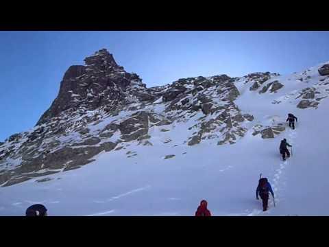 Zimowy Kurs Turystyki Wysokogórskiej 16 - 19 II 2014