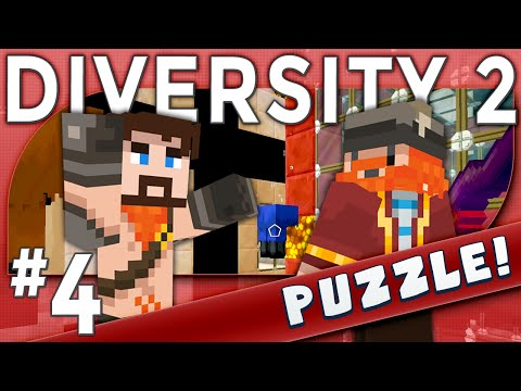 Minecraft - Diversity 2 - Portal Sheep (puzzle Part 4) video