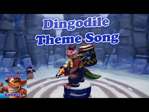 Dingodile Theme Song | Crash Bandicoot N.Sane Trilogy