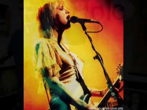 Courtney Love - All The Drugs