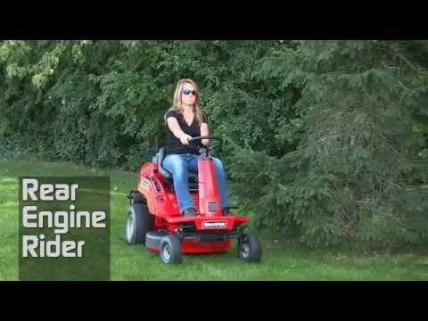 Snapper® Rear Engine Rider 2015