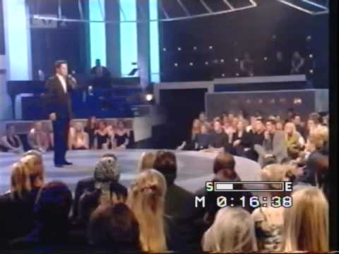 An Audience with Donny Osmond With Westlife