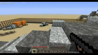 Minecraft - CoD MW2 - Map Review Rust [+Download]