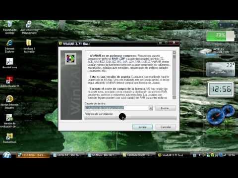 Programa para descomprimir archivos rar y zip | Mega |
