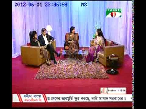 Dr  Shamim With Bangladeshi Singer Eva Rahman video