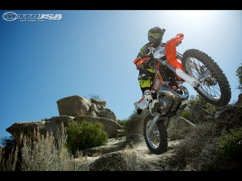 2013 KTM 250 XC-W - 250cc 2-Stroke Enduro Shootout | Make money online