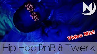 Best Hip Hop & Twerk Party Mix 2018 | Black RnB Urban Dancehall Hype Mix #79
