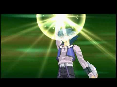 Yu-Gi-Oh! GX Tag Force 2: Jaden VS Jesse