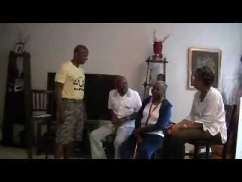 Corley / Sinkfield Family Reunion 2012 (Interview with family Elders by Irvin Bishop) Part 2
