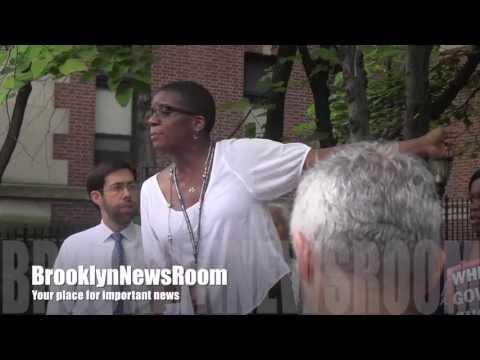 Brooklyn News Room - Long Island College Hospital - Dr. Alice Garner.