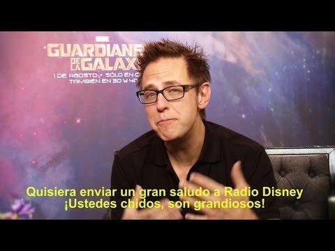 Entrevista a James Gunn, director y escritor de Guardianes de la Galaxia
