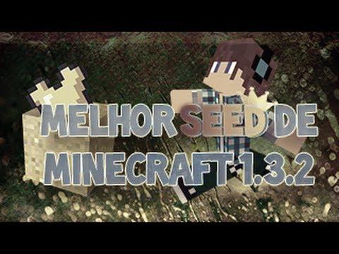 A melhor Seed Do Minecraft de Todos os TEMPOS