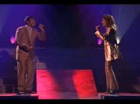 Beauty and the Beast - Celine Dion Live in Memphis