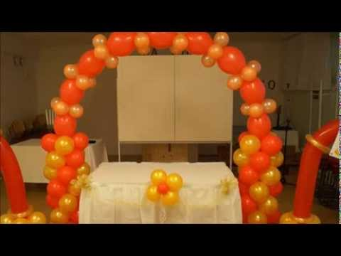Decoracion de fiesta para adulto 50 a os youtube - Fiestas de cumpleanos adultos originales ...